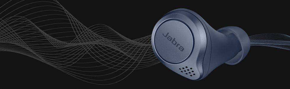 Jabra Elite 85t Active Noise Cancelling Wireless Earbuds