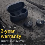 Jabra Elite 85t Sporty Wireless Earbuds