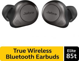 Jabra Elite 85t - wireless earubds under 250