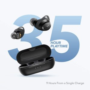 long life battery earbuds