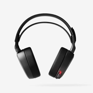 wireless gaming headset for PS5-PS4-PC