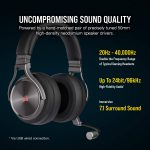 7.1 surround sound gaming headsets