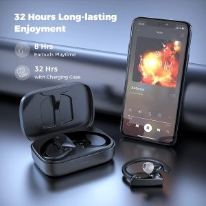 AXLOIE S6 - wireless earbuds with noise cancelling