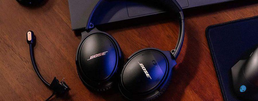 Bose QC 35 Series 2 - Best Gaming Headset