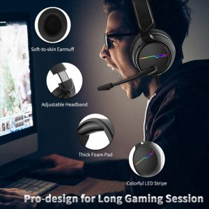 Cheap gaming headset - Jeecoo Xiberia V20 Pro