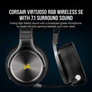Corsair Virtuoso SE - Best Wireless Gaming Headsets