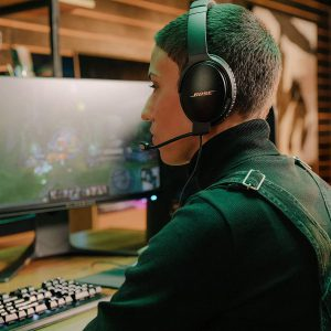 Gaming headset - Comfortable Noise Cancelling Headphones
