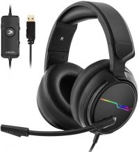 Jeecoo Xiberia V20 Review – 7.1 Surround Sound Gaming Headsets