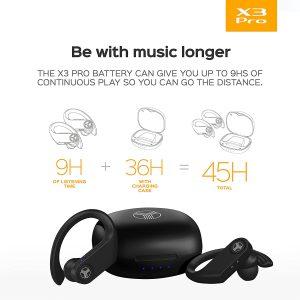 best running & workout wireless earbuds