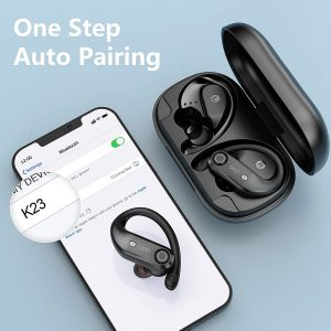 most easily connect wireless earbuds