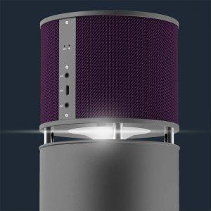 ABRAMTEK E600 - Best Bluetooth Speaker under 200