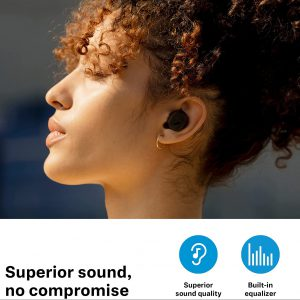 CX True Wireless - Bluetooth in-ear headphones for music