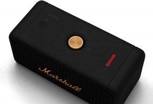 Marshall Emberton Portable Bluetooth Speaker Under $200