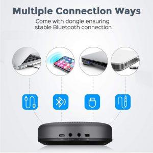 Multiple connectivity Bluetooth Speakerphones - eMeet Luna