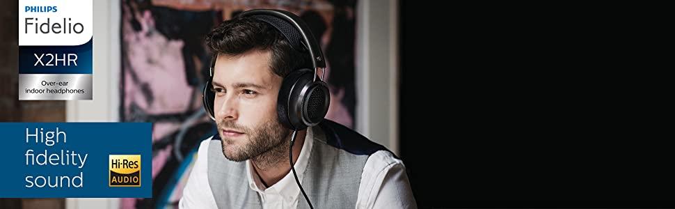 Philips Audio Fidelio x2hr - Hi-Res Audio under 150