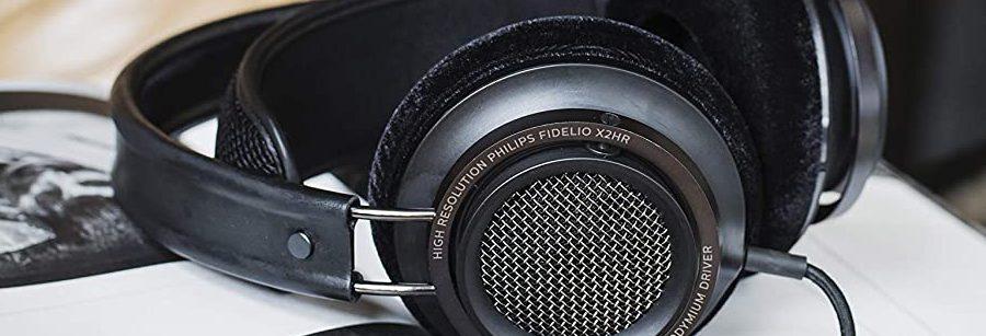 Philips Fidelio X2HR - Best over-ear headphones under 150