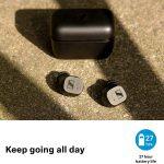 Sennheiser CX true wireless earbuds offers great battery life