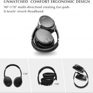 Srhythm NiceComfort35 - Comfortable headphones