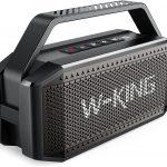W-KING D9 60W Bluetooth Speaker - review