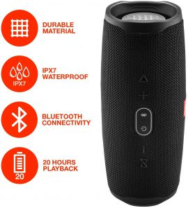 Water proof wireless speaker under $200