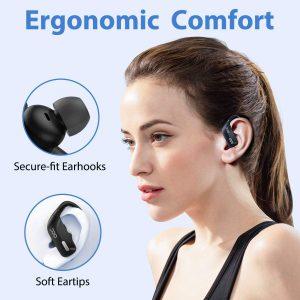 Occiam T17 - Ergonomic comfort design