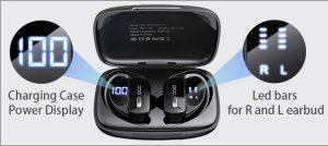 Occiam T17 - best running headphones