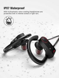Otium Bluetooth Sport Earphones Review- Cheap Wireless Sport Earphones
