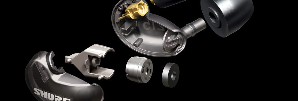 Shure SE215 - Secure In-Ear Fit and comfort