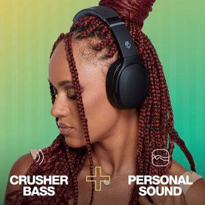 Skullcandy Crusher Evo - Cruhser bass and personal sound