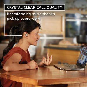 Sony WF-1000XM4 - Crystal-clear call quality