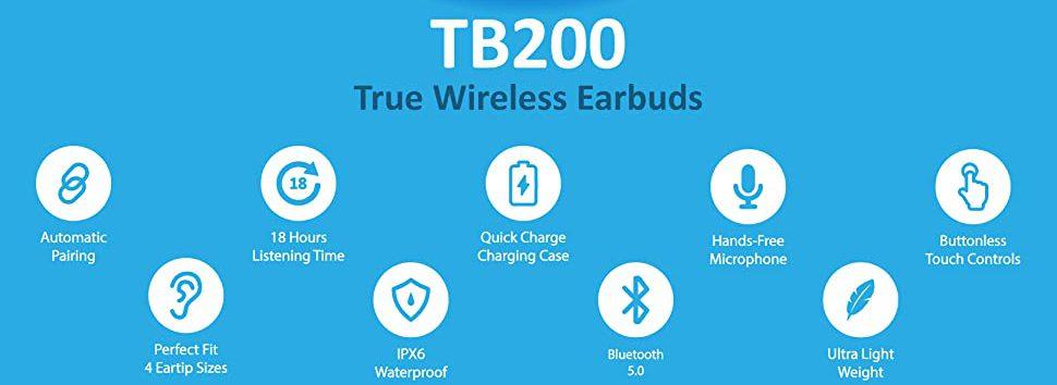 iLuv TB200 price