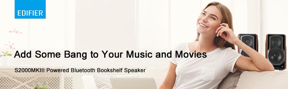 Edifier S2000MKIII - Best Bluetooth Speaker Under 500 dollars